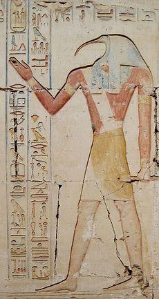 Thoth - TSL Encyclopedia